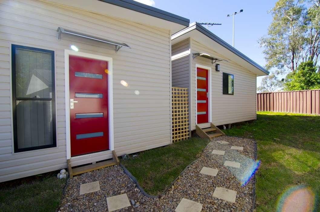 Greystanes granny flat modular one australia granny flats for Granny homes
