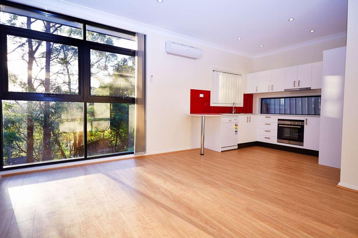 Hornsby Sydney Granny Flat Kitchen