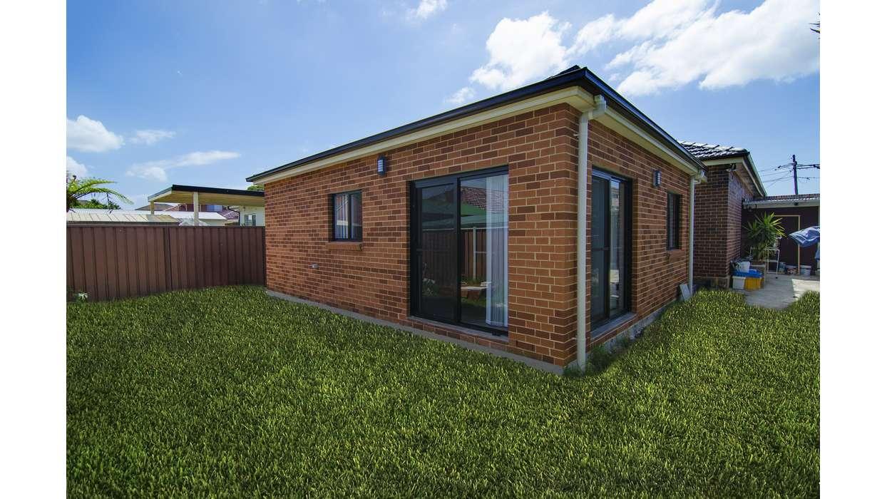 Mascot granny flat modular one australia granny flats for Modular granny flats
