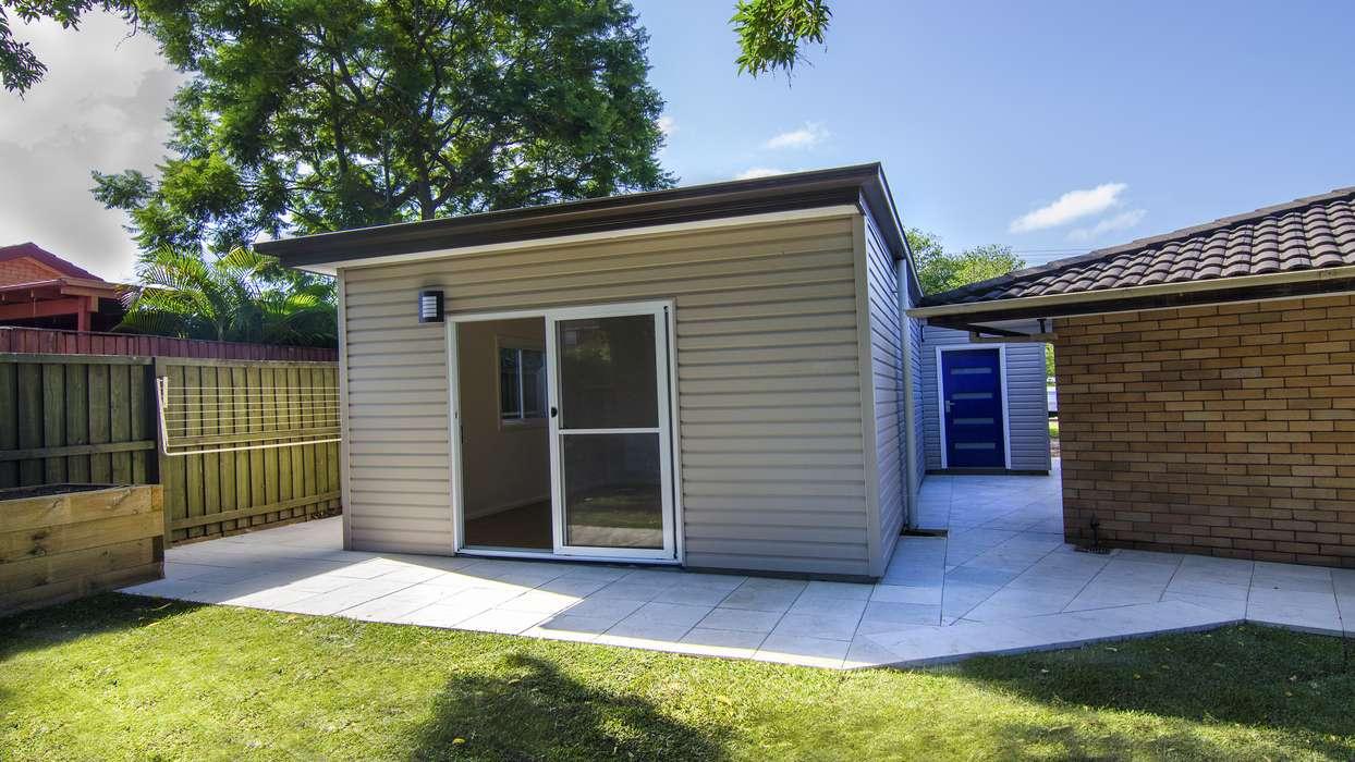 Modular one australia granny flats for Prefab granny flat